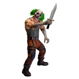 DC Collectibles Batman Arkham City   Series 3 Clown Thug with Knife Action