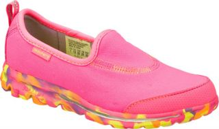Infant/Toddler Girls Skechers GOwalk Wavelength   Pink/Multi Vegetarian Shoes