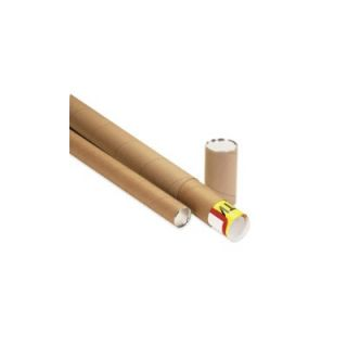Shoplet select Kraft Telescoping Mailing Tubes