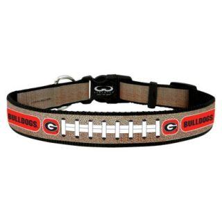 Georgia Bulldogs Reflective Large Football Collar