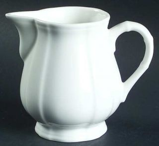 Villeroy & Boch Chambord (White,Fine China,Germany) Creamer, Fine China Dinnerwa