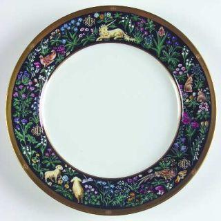 ... Christian Dior Licorne Salad Plate Fine China Dinnerware Animals u0026 Flowers ... & Christian Dior Byzantium Salad Plate Fine China Dinnerware ...