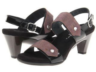 Helle Comfort Elske High Heels (Brown)