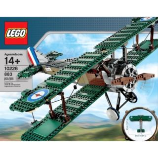 LEGO Exclusive Set 10226 Sopwith Camel