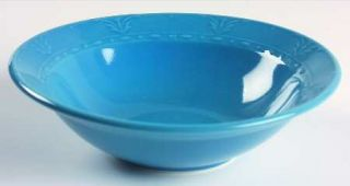 Kennex Group (China) Florence French Blue Soup/Cereal Bowl, Fine China Dinnerwar
