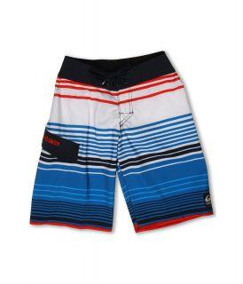 Quiksilver Kids What It Is Boardshort Boys Swimwear (White)