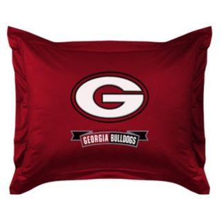 Georgia Bulldogs Sham
