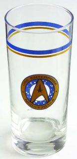 Pfaltzgraff Star Trek (Stoneware) 14 Oz Glassware Tumbler, Fine China Dinnerware
