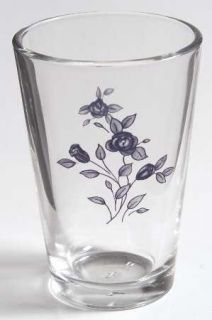 Pfaltzgraff Poetry Glossy 8 Oz Glassware Juice, Fine China Dinnerware   Glossy,