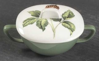 Taylor, Smith & T (TS&T) King ODell Sugar Bowl & Lid, Fine China Dinnerware   G