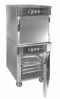 FWE   Food Warming Equipment Rethermalizer Holding, Stacked, 6 Bun Pans or 32 Meal Trays Cap. Each, 220/3V