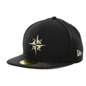 Seattle Mariners New Era MLB Chromafitted 59FIFTY Cap