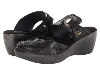 Helle Comfort Garnet Womens Shoes (Pewter)