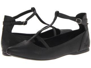 Blowfish Dillon Womens Flat Shoes (Black)