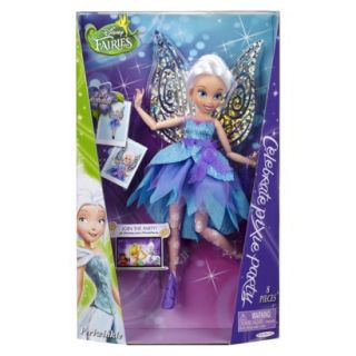 Disney Fairies Pixie Party Periwinkle Doll
