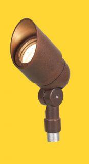Corona Lighting CL505GT 50W Low Voltage Mini Aluminum Bullet Directional Light w/360amp;#176; Rotatable Shroud Granite