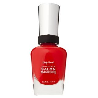 Sally Hansen Complete Salon Manicure   All Fired Up