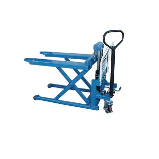 Lift Products Pallet Positioner   2200 Lb. Capacity   Battery Powered Electric Motor   8X45.5