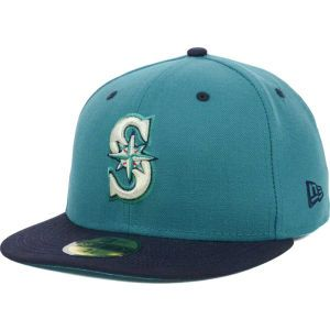 Seattle Mariners New Era MLB Team Underform 59FIFTY Cap
