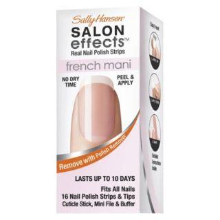 Sally Hansen Salon Effects French Manicure   French Twist