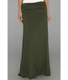 Gabriella Rocha Arianna Maxi Skirt Womens Skirt (Olive)