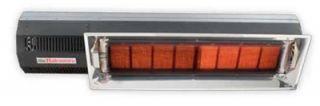 Berner 47.5 Patio Heater   42,000 50,000 BTU, 304 Stainless, Natural Gas