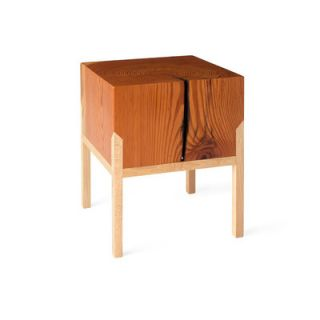 Miles & May PW Stool 1.02 Finish: Body: Heart Pine / Legs: Hickory