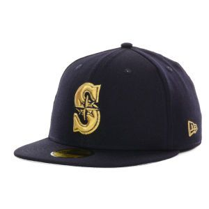 Seattle Mariners New Era MLB 59th Anniversary Team 59FIFTY Cap