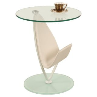 ... Chintaly Celeste Modern Lamp End Table Multicolor CTY1412 ...