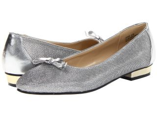 Annie Aster Womens Shoes (Silver)