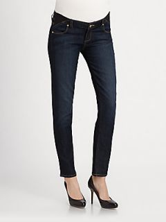 Paige Maternity Skyline Ankle Peg Maternity Jeans   Carson
