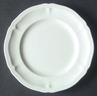 Villeroy & Boch Chambord (White,Fine China,Germany) Bread & Butter Plate, Fine C