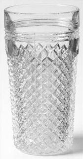 Anchor Hocking Miss America Clear Flat Iced Tea   Clear, Depression Glass