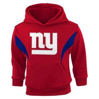 NFL Infant Toddler Fleece Hooded Sweatshirt 18 M Giants