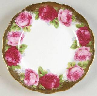 Royal Albert Mothers Day Bread & Butter Plate, Fine China Dinnerware   Bone,Pink