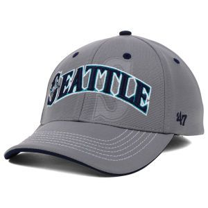 Seattle Mariners 47 Brand MLB Road Boss Cap