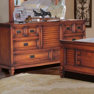 Brazil Furniture Group Kingsbridge 8 Drawer Dresser 301.01.27