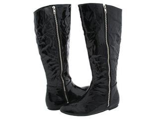 Chinese Laundry Tabb Womens Zip Boots (Black)