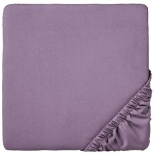 Threshold 300 Thread Count Ultra Soft Fitted Sheet   Lavender (Twin)