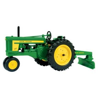 John Deere 720 Tractor with Blade