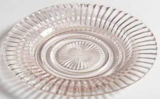 Anchor Hocking Queen Mary Pink Bread and Butter Plate   Pink, Depression Glass