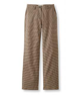Womens Weekend Pants, Houndstooth Misses