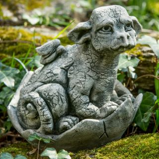 Campania International Whimper Garden Statue   S 425 AL