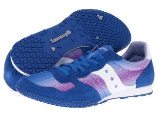 Saucony Originals Bullet Ombre Womens Classic Shoes (Blue)