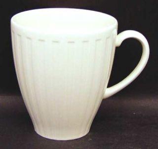 Wedgwood Weekday Weekend Dysart (Cream) Mug, Fine China Dinnerware   QueenS War