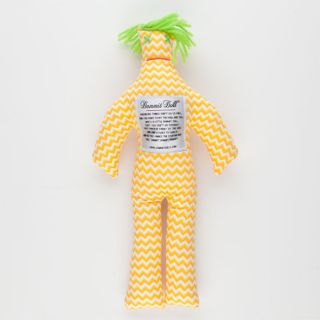 Dammit Doll Canary One Size For Men 228713605