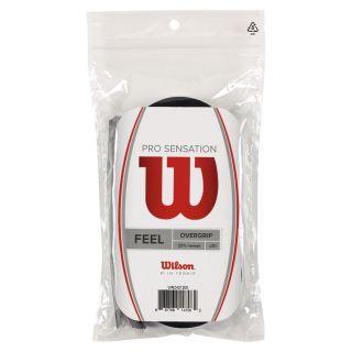 Wilson Pro Sensation 30 Pack Tennis Overgrip Black