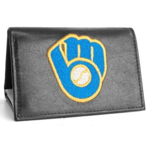 Milwaukee Brewers Rico Industries Trifold Wallet
