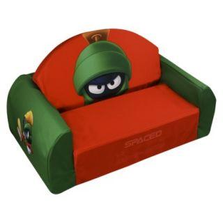 Accent Chair: Kids Sofa: Magical Harmony Kids Flip Sofa   Marvin The Martian