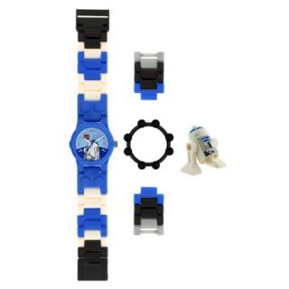 Lego Star Wars R2 D2 Watch with Mini Figure   Multicolor